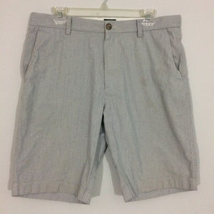 J.Crew Mens Medium Microstripe Club Bermuda Shorts